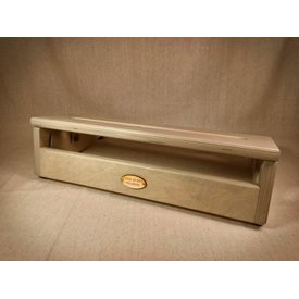 KY Hot Brown Pedalboards KY Hot Brown Pedalboards Double Decker Sunbleached