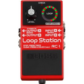 Boss Boss RC1 Loop Station