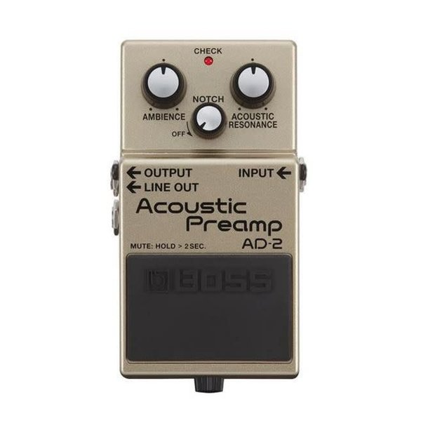 Boss Boss AD2 Acoustic Preamp