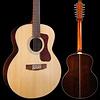 Guild Westerly Collection F-1512E 12-String A/E, Natural 880 6lbs 0.6oz