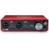 Focusrite Scarlett 2i2 2-in / 2 out 3rd Generation USB Interface