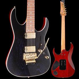 Ibanez Ibanez RG420HPAHBWB High Performance 6str, Blue Wave Black 682 7lbs 14.9oz