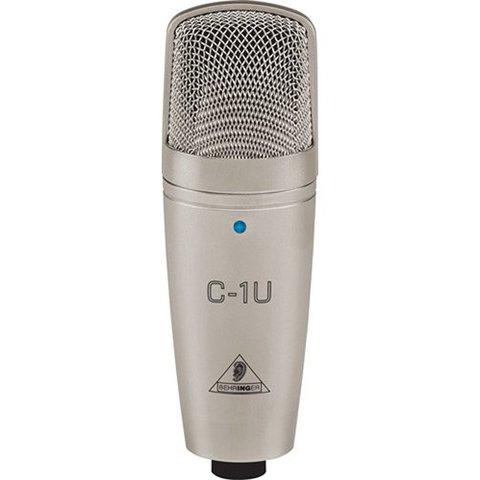 Behringer C1U USB Studio Condenser Mic