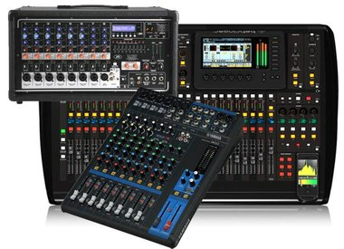 Mixers / Preamps