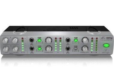 Headphone Amplifiers & Distributors