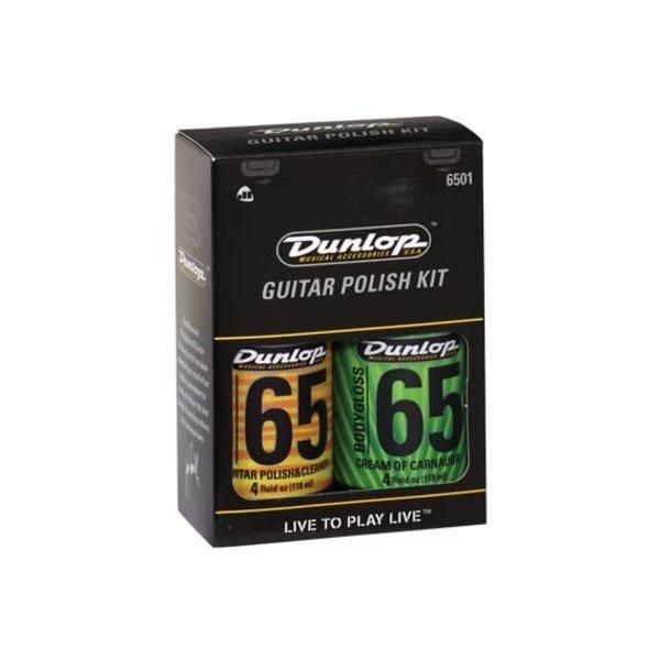 Jim Dunlop Dunlop 6501 Formula 65 Wood Care Kit