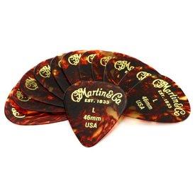 Martin Martin 18A0052 12-Pack Guitar Picks .46MM