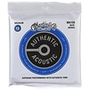 Martin Authentic Superior Performance Acoustic 80/20 Phosphor Bronze Bluegrass