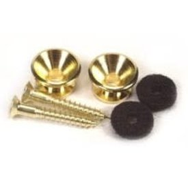 Peavey Peavey Gold Guitar Strap Buttons