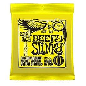 Ernie Ball 2627 Ernie Ball Beefy Slinky YELLOW