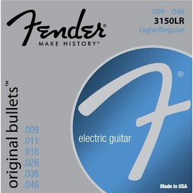 Fender Fender 3150LR Pure Nickel Bullet End 9-46