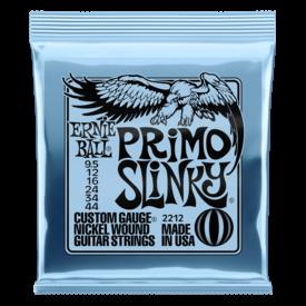 Ernie Ball 2212 Ernie Ball Primo Slinky Nickel Wound Electric Guitar Strings - 9.5-44