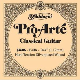 D'Addario D'Addario J4606 Pro-Arte Nylon Classical Guitar String Hard Tension Sixth String
