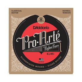 D'Addario D'Addario J4503 Pro-Arte Nylon Classical Single, Normal Tension, Third String G