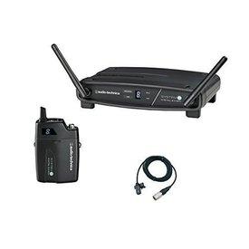 Audio Technica Audio-Technica ATW-1101/L Wireless Lavalier Microphone System