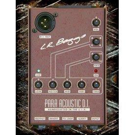 LR Baggs LR Baggs Para DI External Parametric 5-Band EQ / Direct Box