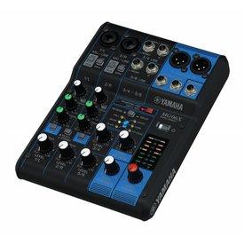 Yamaha Yamaha MG06X 6-Input Stereo Mixer w/ Effects