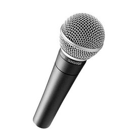 Shure Shure SM58S-LC Microphone with On Off Switch