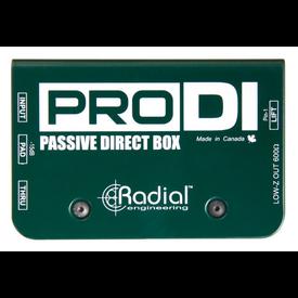 Radial Radial ProDI Passive Instrument Direct Box
