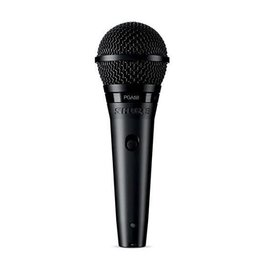 Shure Shure PGA58-XLR Vocal Microphone with XLR to XLR Microphone Cable