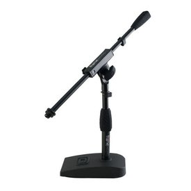 Gator Gator Frameworks GFW-MIC-0821 Compact Base Bass Drum and Amp Mic Stand