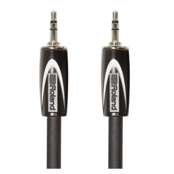 Boss Boss RCC-5-3535 Black Series 5ft. Balanced Interconnect Cable