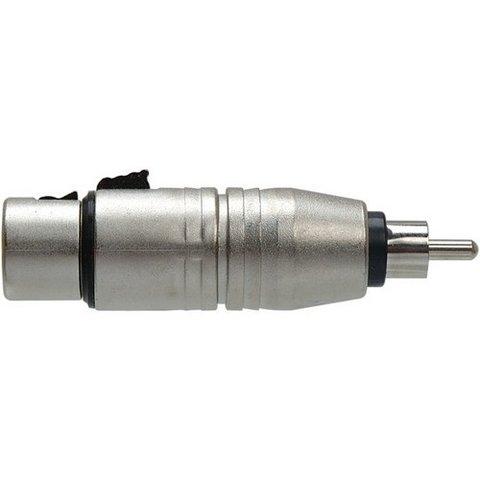 Hosa GXR-134 Adaptor, XLR3F to RCA