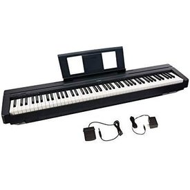 Yamaha Yamaha P125B Black 88-note weighted action digital piano