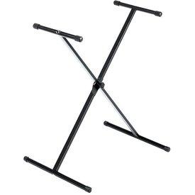Yamaha Yamaha PKBS1 Black, Metal, Collapsible X-Style Keyboard Stand