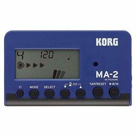 Korg Korg MA-2 Metronome - Blue