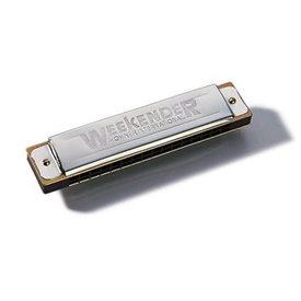Hohner Hohner 98.114BX Weekender (16 Hole) Tremolo Harmonica Key of C