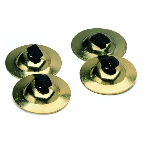 Hohner Finger Cymbals - Set of 4 S2004
