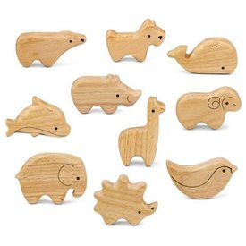 Hohner Choice of One: Hohner Wooden Animal Shaker