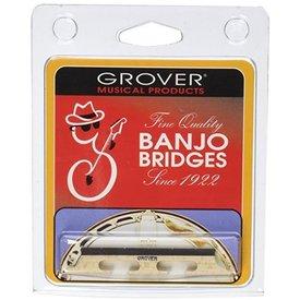 "Trophy Grover 72 Minstrel 5 String Banjo Bridge, 1/2"""