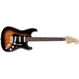 Fender Deluxe Stratocaster, Rosewood Fingerboard, 2-Color Sunburst