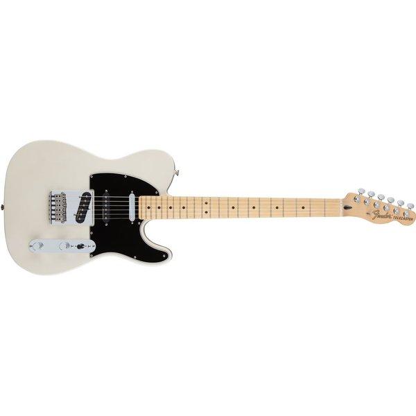 Fender Deluxe Nashville Telecaster, Maple Fingerboard, White Blonde
