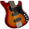 Deluxe Dimension Bass, Rosewood Fingerboard, Aged Cherry Burst