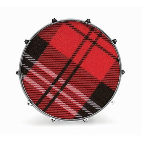 "Evans 20"" Fabric Plaid 2"