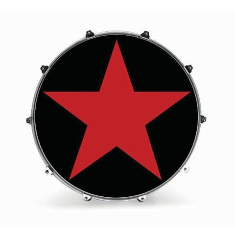 "Evans 24"" Graphic Star"