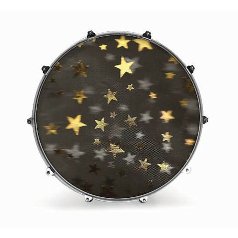 "Evans 20"" Fabric Stars"