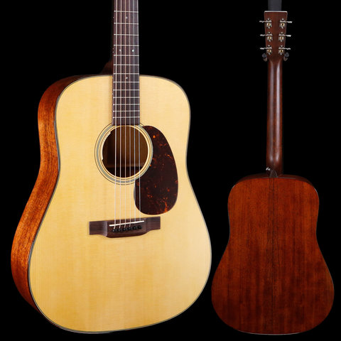 Martin D-18E 2020 Limited/Special Editions (Case Included) 259 4lbs 5oz