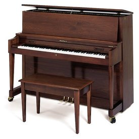 Baldwin Baldwin B243 WAL 47'' Institutional Studio in Satin Walnut
