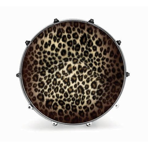 "Evans 20"" Fabric Leopard 1"