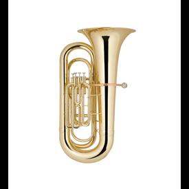 Holton Holton BB460 BBb Tuba - 4 Valve - Background Brass  W/ Case