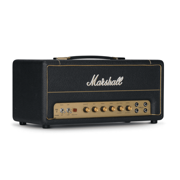 """Marshall Marshall 20W all-valve """"Plexi"""" head with FX loop and DI"""