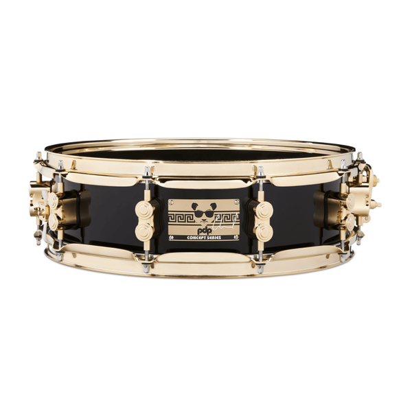 PDP PDP Signature Snares (PDP) Eric Hernandez Sig Maple Snare 4X14 Lacquer Custom