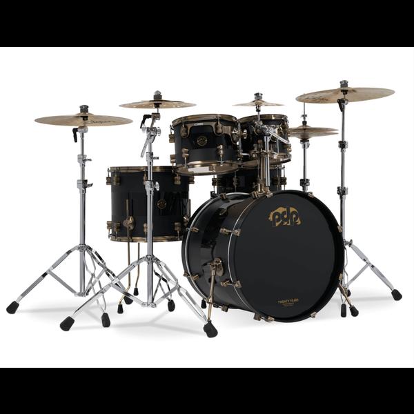 PDP DW PDP 20th Anniversary 4 Piece Drum Kit