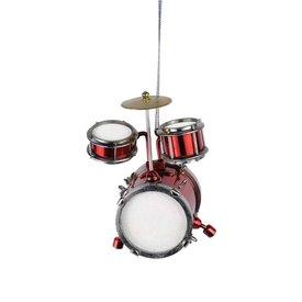 Music Treasures Co. Red Junior Drum Set Ornament