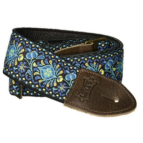 Levy's Leathers Levy's M8HTV-04 Jacquard Weave Strap w Vintage