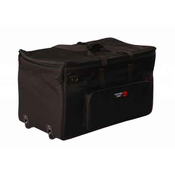 Gator Gator GP-EKIT2816-BW Small Electronic Drum Kit Bag with wheels